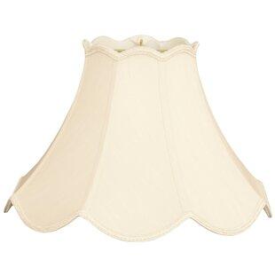 18 Silk/Shantung Bell Lamp Shade