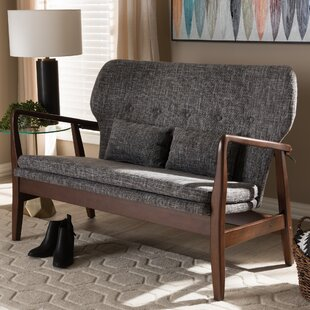 Comparison Crawford Loveseat by Corrigan Studio Reviews (2019) & Buyer's Guide
