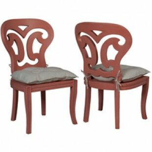 Keaney Manor Solid Wood Dining Chair (Set of 2) by Astoria Grand