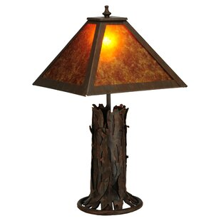 Northwoods Mission Prime 20 Table Lamp