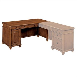Buckeye L- Shape Executive Desk