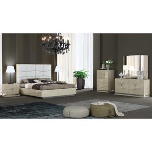 Platform 4 Piece Configurable Bedroom Set