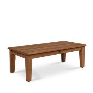 Adorlee Teak Coffee Table