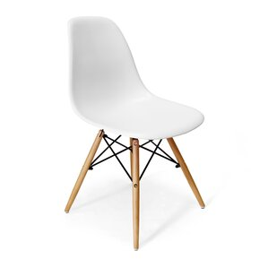 Brook Solid Wood Dining Chair by Langley Street