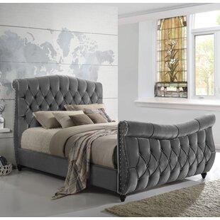 Hagins Upholstered Platform Bed By Rosalind Wheeler