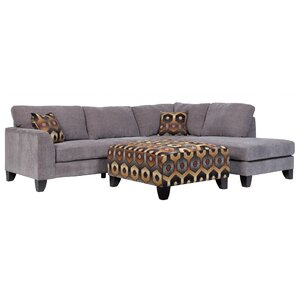 Reese Sectional by Porter International Designs