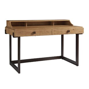 Los Altos 2 Drawer Writing Desk by Tommy Bahama Home Best #1