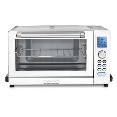 6 Slice Deluxe Convection Toaster Oven