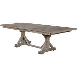 Marcelino Extendable Dining Table Charlton Home