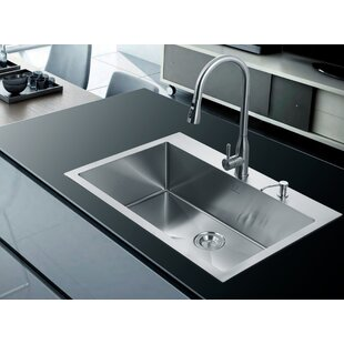 Beau 70/30 Kitchen Sink | Wayfair