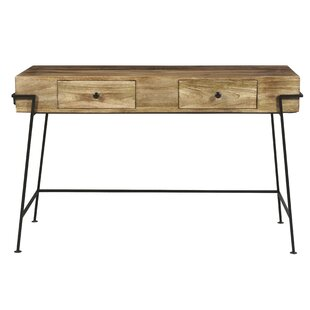 Stanger Solid Wood Writing Desk