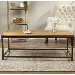 Imperial Beach Alec Coffee Table by Trent Austin Design