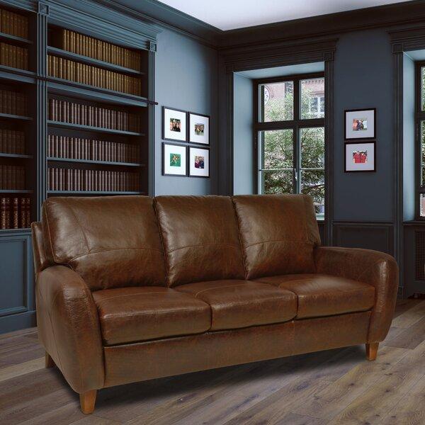 Natuzzi Leather Sofa Wayfair - Manhattan-leather-studio-sofathe-perfect-leather-sofa-for-your-room