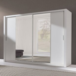 Ordu 2 Door Sliding Wardrobe By Selsey Living
