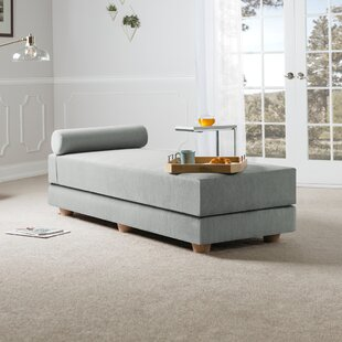 Corrigan Studio Choy Convertible Daybed with Mattress