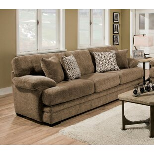Ensminger Transitional Chenille Sofa