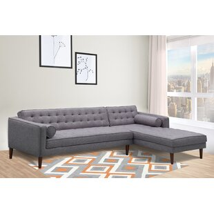 Corrigan Studio Horncastle Tufted Sectional
