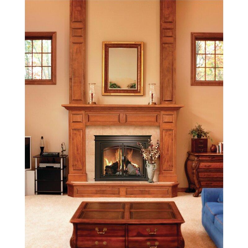 Fenwick Cabinet Style Steel Fireplace Doors