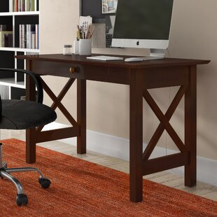 Tolley Solid Wood Writing Desk