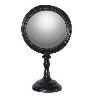 Affordable Thurleigh Classic Eye Makeup/Shaving Mirror By Winston Porter