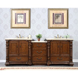 Union 92 Double Bathroom Vanity Set By Astoria Grand