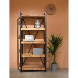Clearview Bookcase By Williston Forge