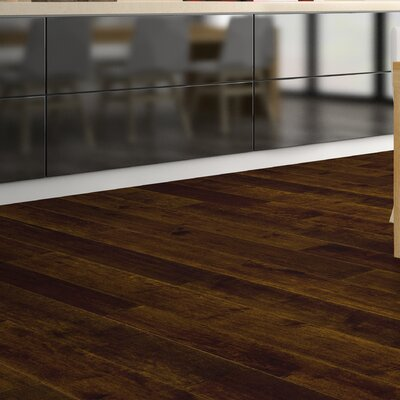 Waterproof Reservoir Series Maple Hardwood Flooring Johnson Hardwood Color: Cumberland