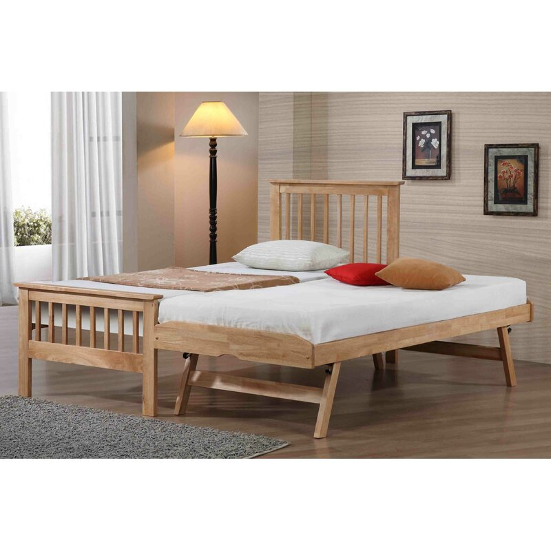 Guest Bed with Trundle