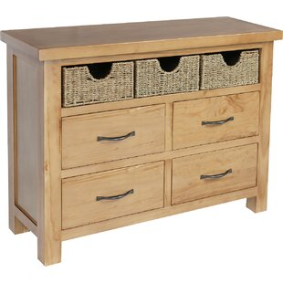 Rosella 4 Drawer Sideboard