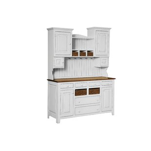 dCOR design Amity 6 Drawer 6 Door Standard China Cabinet