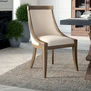 Sawyer Upholstered Side Chair by Greyleigh