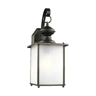 Burrows Outdoor Wall Lantern