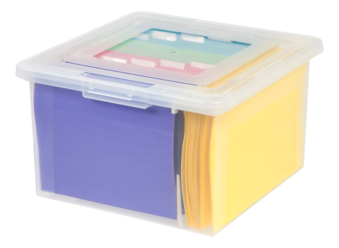 Store-It -All Letter and Legal Size File Box