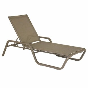 Summer Classics Oscar Reclining Chaise Lounge