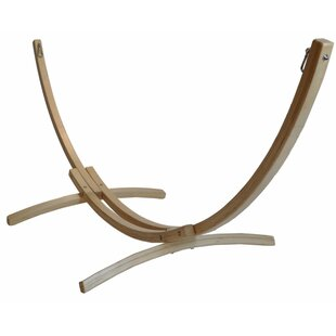 Russian Pine Wood Standard Hammock Stand by Budge Industries Today Only Sale