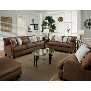 Moxie Configurable Living Room Set by Franklin