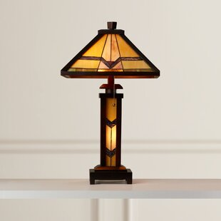 Butler 25.6 H Table Lamp with Empire Shade