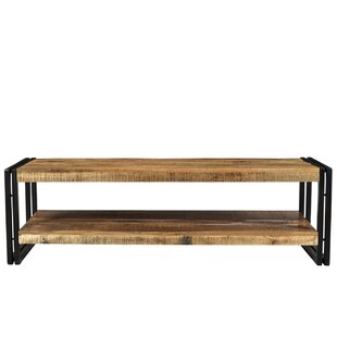Faye Wood Storage Bench by Millwood Pines