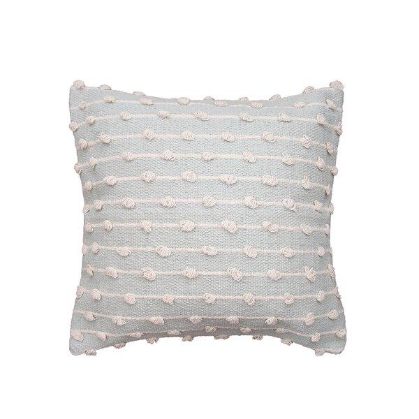 Dakota Fields Kioneli Cotton Striped Throw Pillow Reviews Wayfair