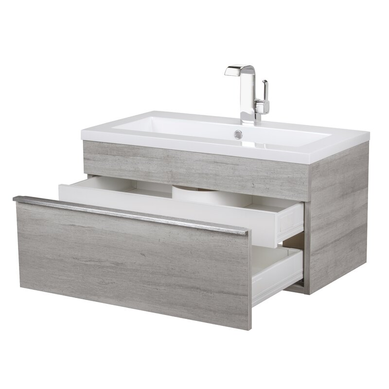 Cutler Kitchen Bath Trough 30 Wall