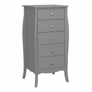 Marcel 5 Drawer Chest By Lily Manor