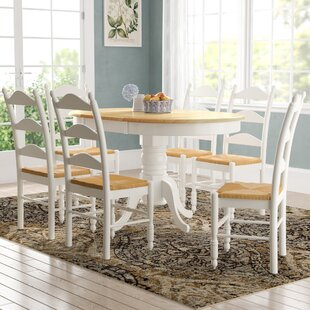 Sainfoin 7 Piece Extendable Dining Set by..