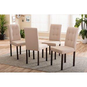 Aiello Side Chair (Set of 4) by Latitude Run