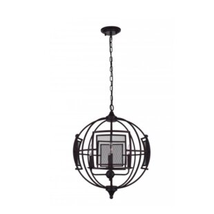 CWI Lighting Alistaire 9-Light Globe Chan..