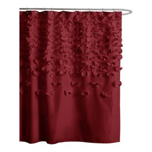Red And Navy Shower Curtain. Red Shower Curtains You ll Love  Wayfair