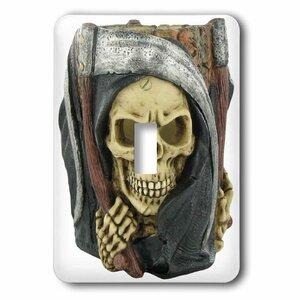 3dRose Halloween Scary Grim Reaper Socket Plate   Wayfair