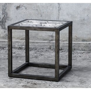 Grossman Iron Frame End Table