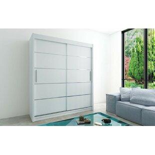 Gambel 2 Door Sliding Wardrobe By Ebern Designs