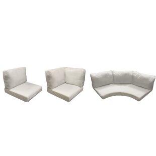 Waterbury 14 Piece Outdoor Cushion Set by Sol 72 Outdoor