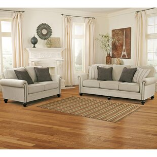 Orkney 2 Piece Living Room Set by Charlton Home